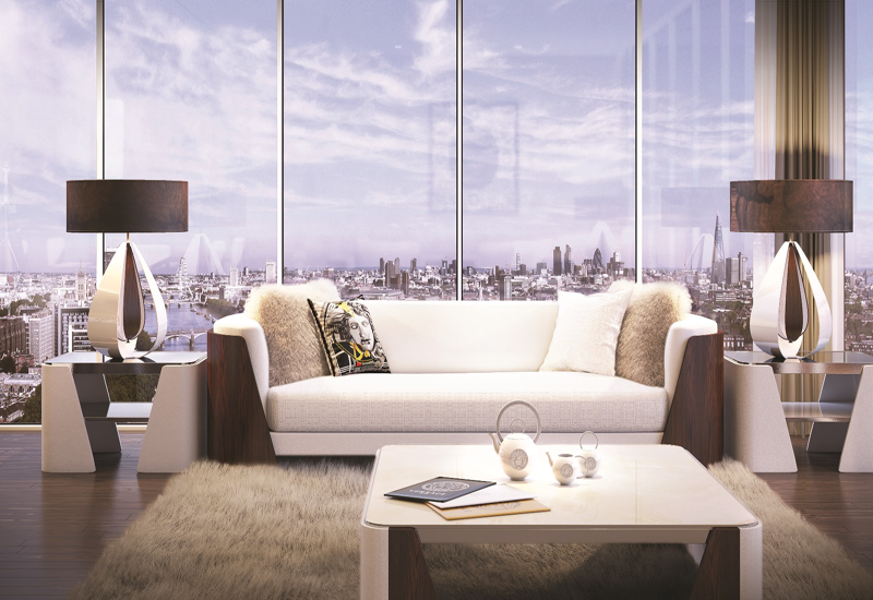 With a total investment of $843m (AED3.1bn), Aykon London One will also offer an allocation of affordable housing.