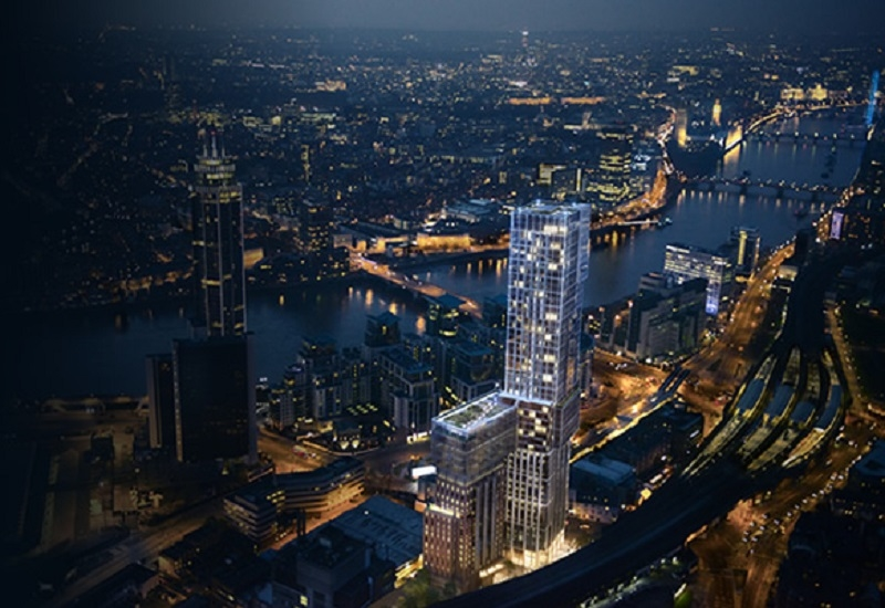 Aykon Nine Elms is due for completion in 2020.
