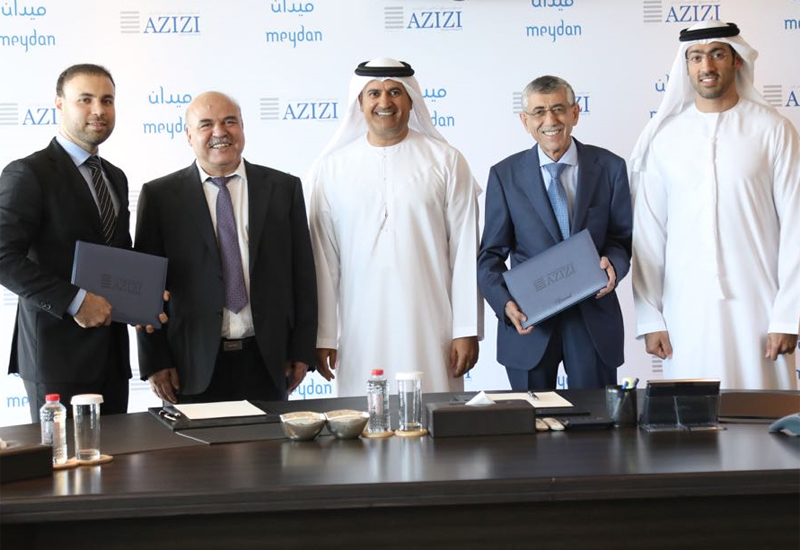 Azizi has appointed KCC and Actco (above) to build its multi-phase project within Dubai's Meydan One.
