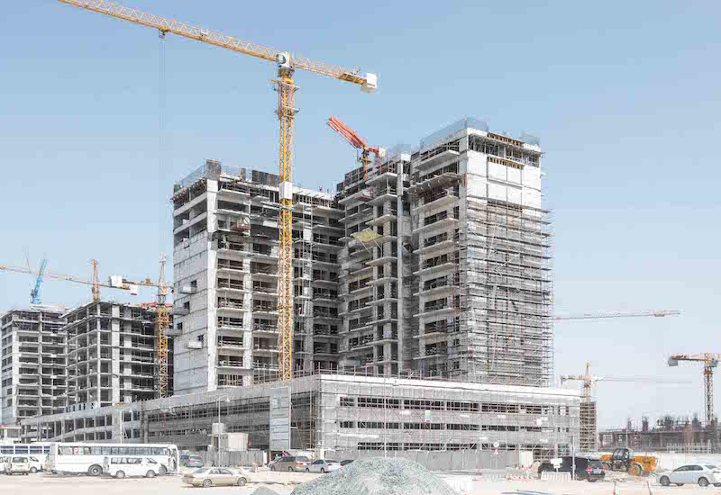 Azizi Farishta in Al Furjan, Dubai, includes more than 280 homes and almost 670sqm of retail space.