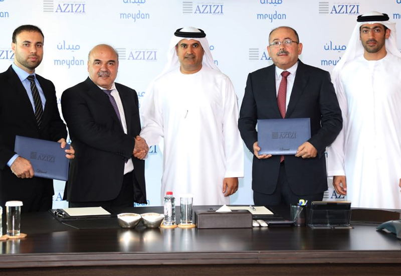 Azizi has appointed KCC (above) and Actco to build its multi-phase project within Dubai's Meydan One.