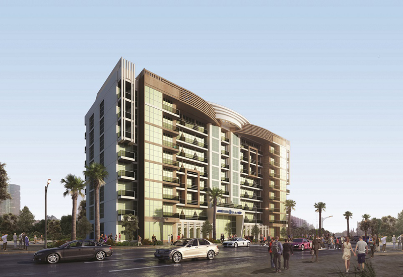 Also located in Al Furjan, Azizi Pearl will feature 260 residential units.