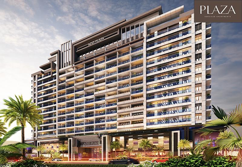 NEWS, Projects, Affordable construction dubai, Al Furjan, Azizi Developments, Azizi Plaza, Dubai, Investment, Property, Real estate, Residential buildings