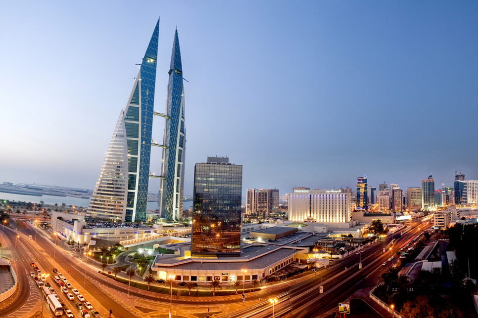 A new mall is coming to Bahrain.