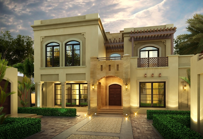 Araco will design 12 of Bayti's 58 architecturally and structurally approved exteriors.
