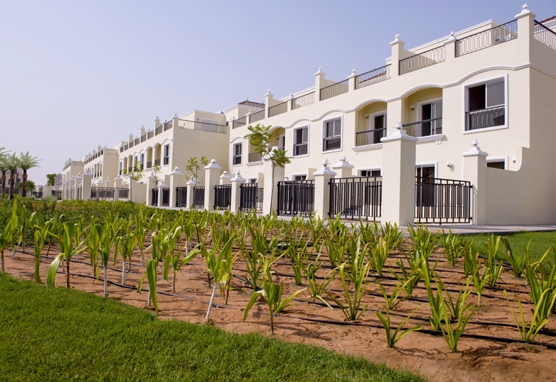 Bayti Homes' Phase 2 is likely to comprise 135 to 140 two-bedroom townhouses.