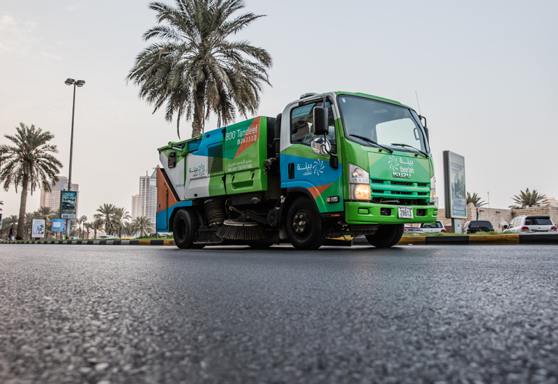 Potential in waste: Shehail says technology can boost business efficacy in waste management.