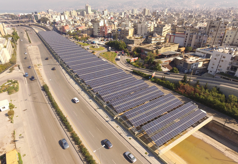 """Plans to extend Lebanon's BRSS project have been """"postponed indefinitely"""", according to an LCEC source."""