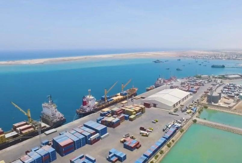 The facility will be built near the regional port of Berbera [pictured].