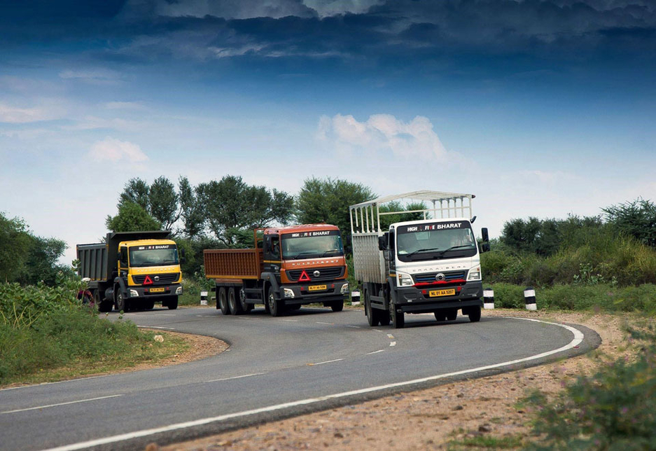Daimler has delivered more than 55,000 BharatBenz trucks to customers across India.