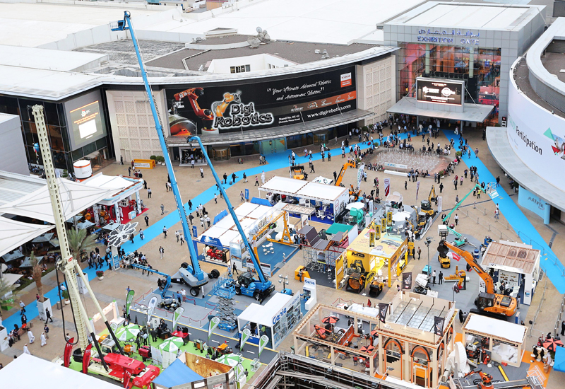 The Big 5 in Dubai gets underway later this month.