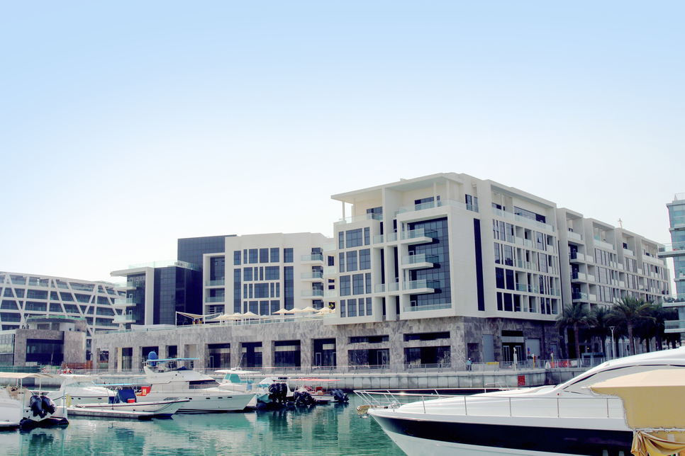 Bloom Marina is a waterfront development located in Abu Dhabi.
