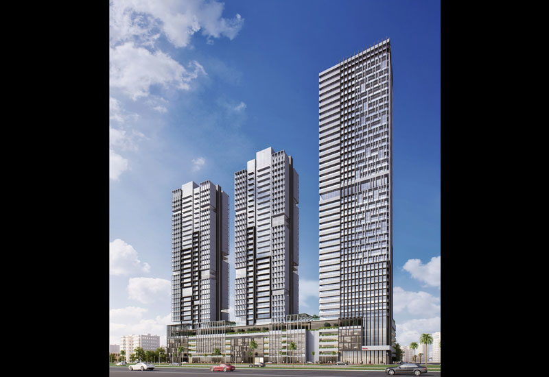 Bloom Towers is due for completion in Q4 2020.