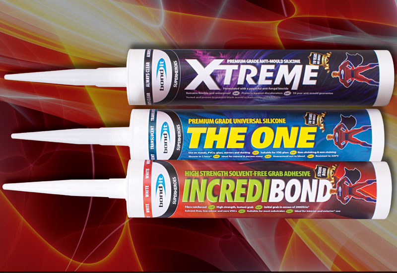 Bond It will present its Glue Monster range of products at the Dubai exhibition.