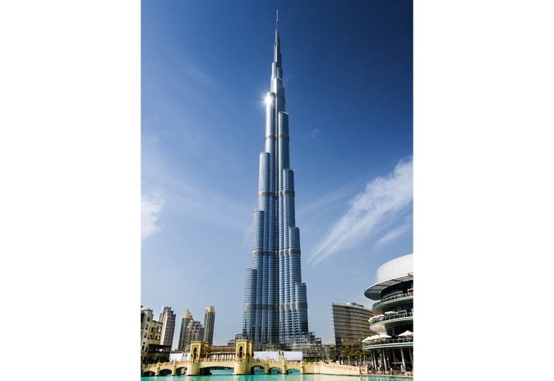 Upon completion, the Jeddah Tower will strip Burj Khalifa of its title of the world's tallest building.