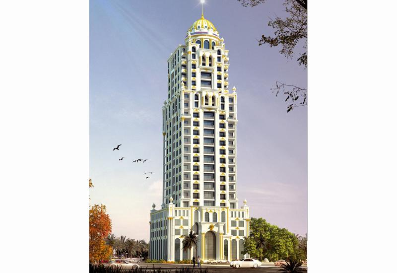 RSG Internationals 19-storey Burj Sabah project is located in Dubais Jumeirah Village Circle.