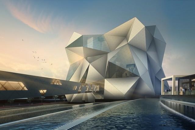 Fully indoor venue will have a futuristic design.