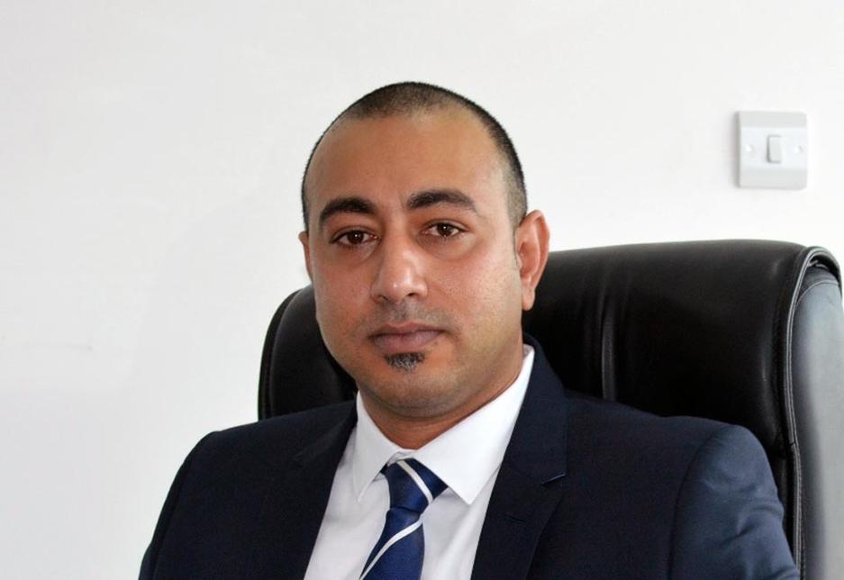 Ismaeel Hassen, GM of Central Motors and Equipment.