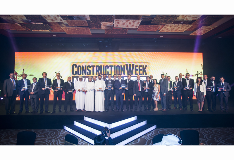 Time is running out to reserve your space at the <i>Construction Week</i> Awards 2016.