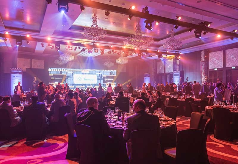 BAM International has confirmed its position as the Post-Event Celebration Sponsor for the <i>Construction Week</i> Awards 2017.