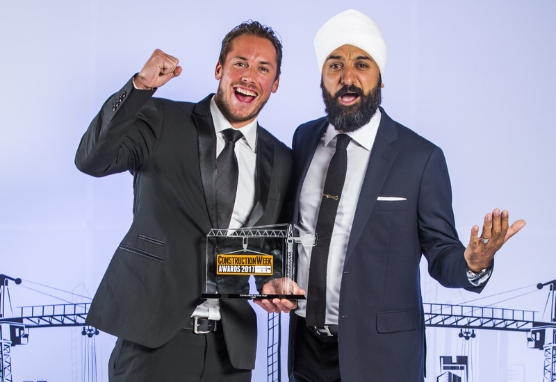 Find out which nomination scooped Consultant of the Year at the <i>Construction Week</i> Awards 2017.