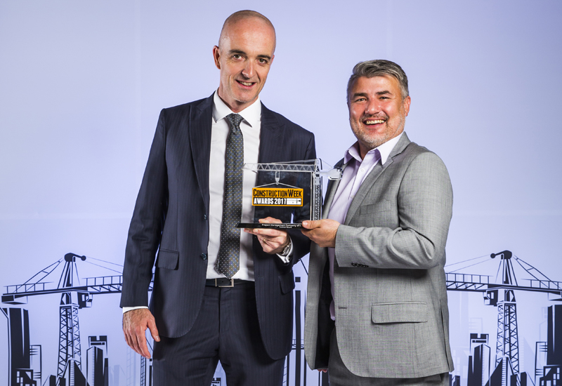 Find out which nomination scooped Project Management Company of the Year at the <i>Construction Week</i> Awards 2017.