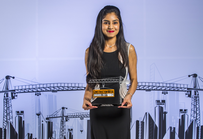 Find out which nominee scooped Rising Star of the Year at the <i>Construction Week</i> Awards 2017.