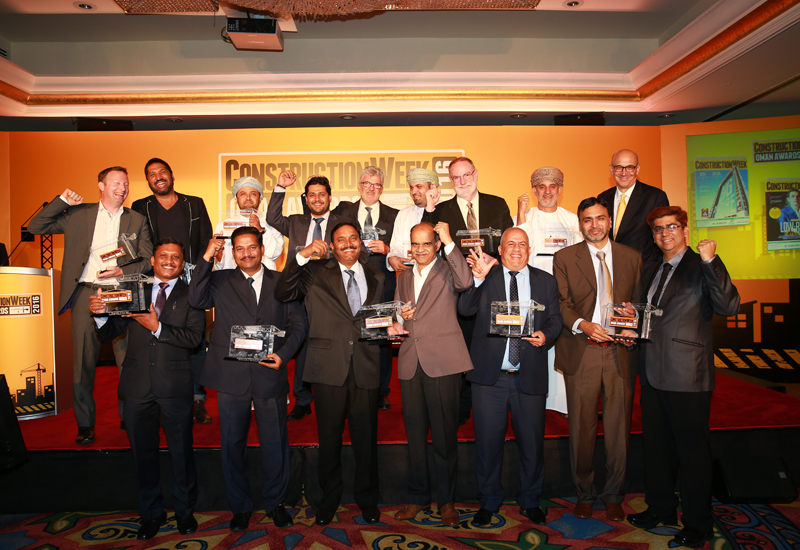 The following article contains the full list of shortlisted nominations for the <i>Construction Week</i> Oman Awards 2017.