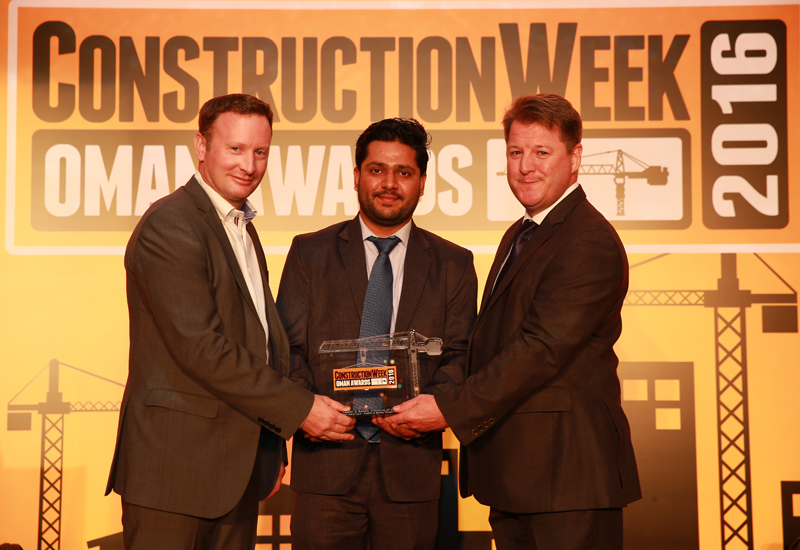 All nominations for the Construction Week Oman Awards 2017 must be submitted by end-of-business on Sunday, 22 January, 2017.