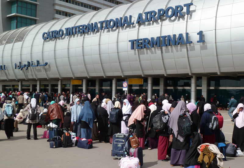 Restrata will provide security training services at Egypt's aviation hubs, such as Cairo Airport.