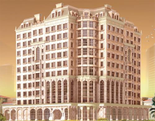 The Shaikhani Group's Cambridge Business Centre in Dubai Silicon Oasis (DSO).
