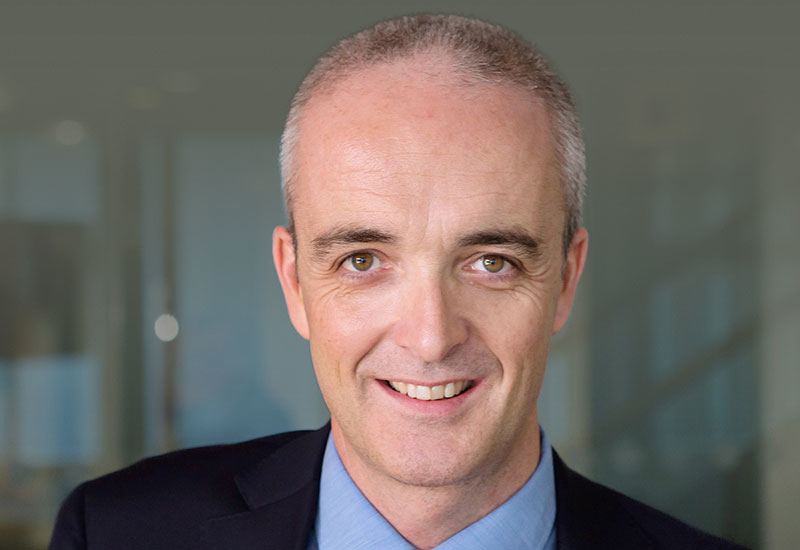 Faithful+Gould aims to achieve around 30% of its Middle East revenue through industry-related activities by 2019, according to regional managing director, Campbell Gray (above).