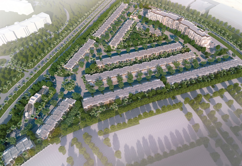 National Properties will develop Casa Flores and Eden Apartments as part of Green Community Motor City's Phase 3.