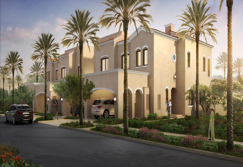NEWS, Projects, Affordable housing, Casa Dora, Dubai Properties Group, Dubailand, Portuguese inspired community Dubai, Real estate, Residential community dubai, Serena