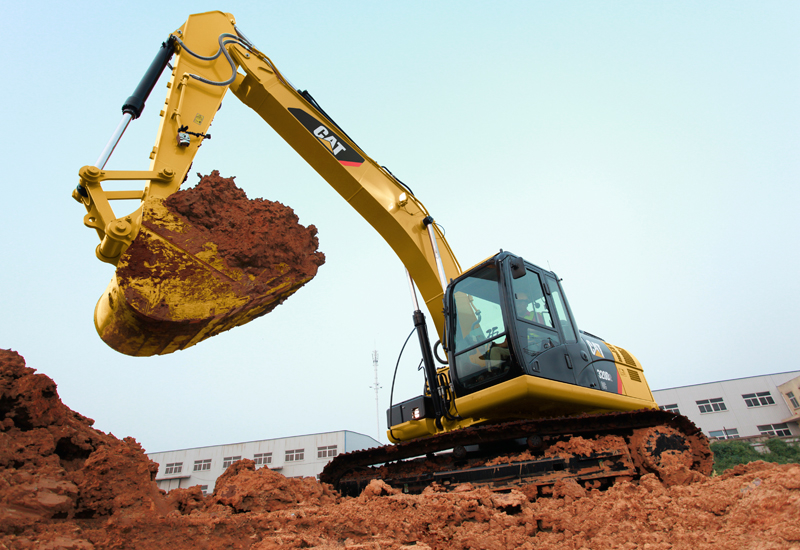The excavators segment  performed poorly in the  first half of 2016.