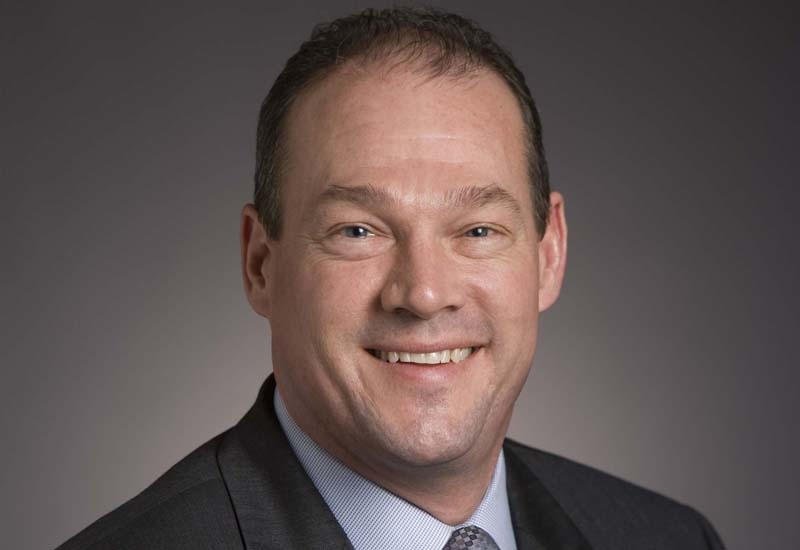 Doug Hoerr is departing the position of vice president of Caterpillar's material handling and underground division.