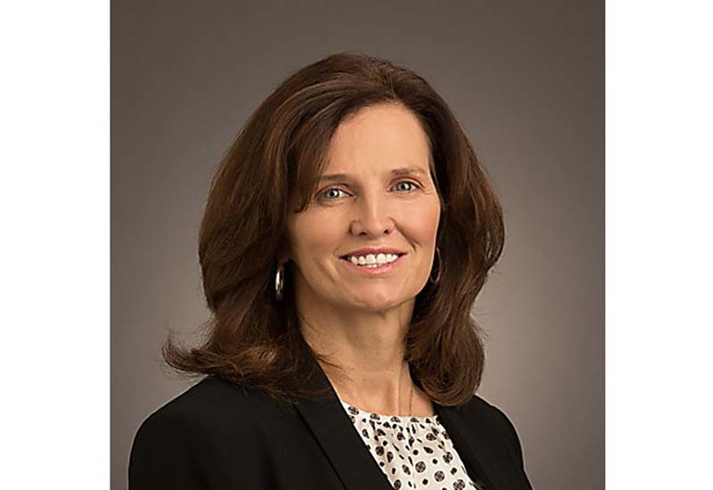 Jean Savage was first named a Caterpillar VP in 2014.
