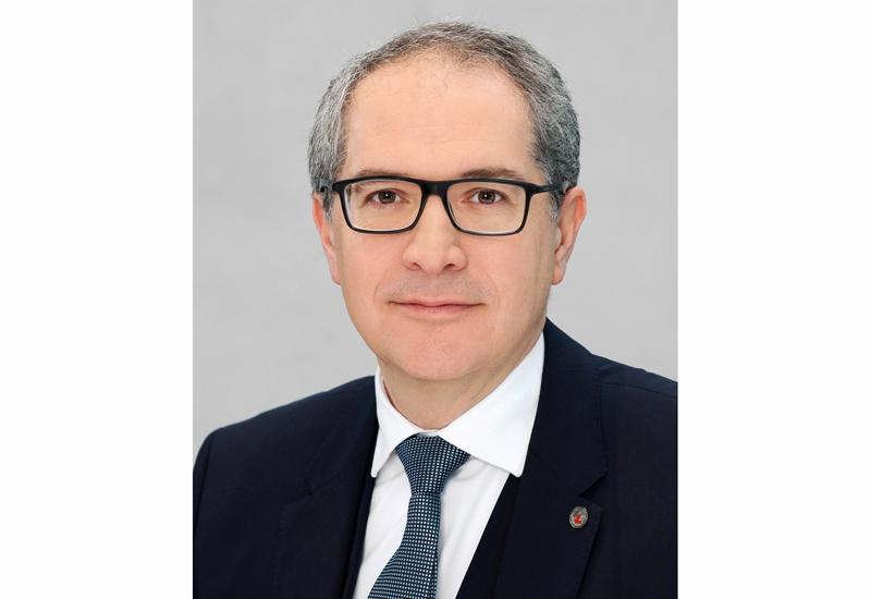 Wacker Neuson CEO, Cem Peksaglam (above), intends to step down in August 2017.