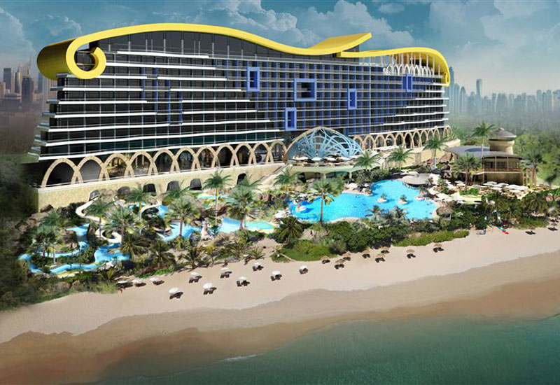 Centara's first resort in the UAE is being developed at Nakheel's Deira Islands, and will open in 2020 [image: Dubai Media Office].