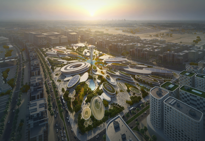 Aljadas Central Hub will cost $272m to develop.