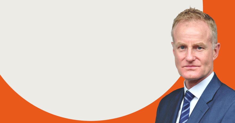 Chris Seymour, managing director, Mott MacDonald.