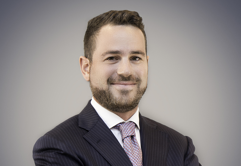 Cian Farah, Chief executive officer of UAE-based Aurora Real Estate Development.