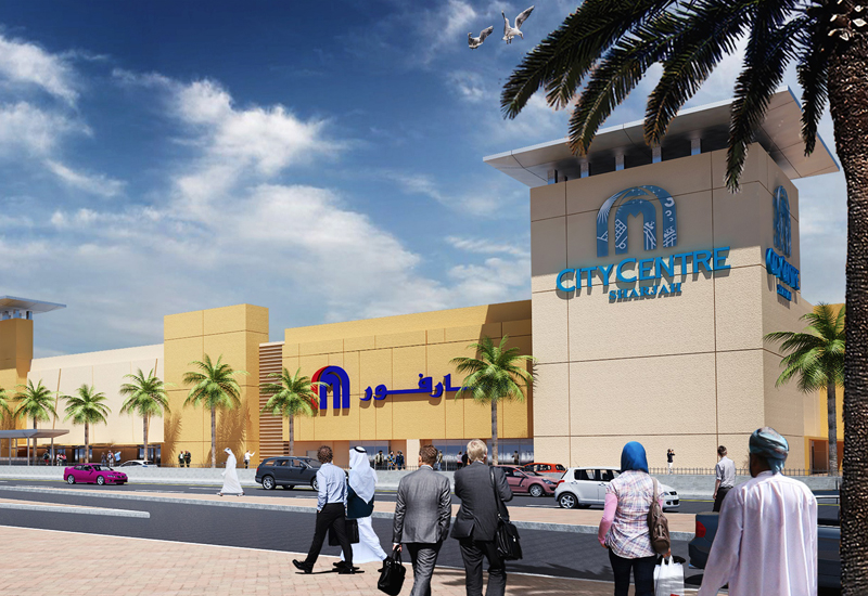 Majid Al Futtaims $70.8m City Centre Sharjah expansion has passed the 75% completion mark.