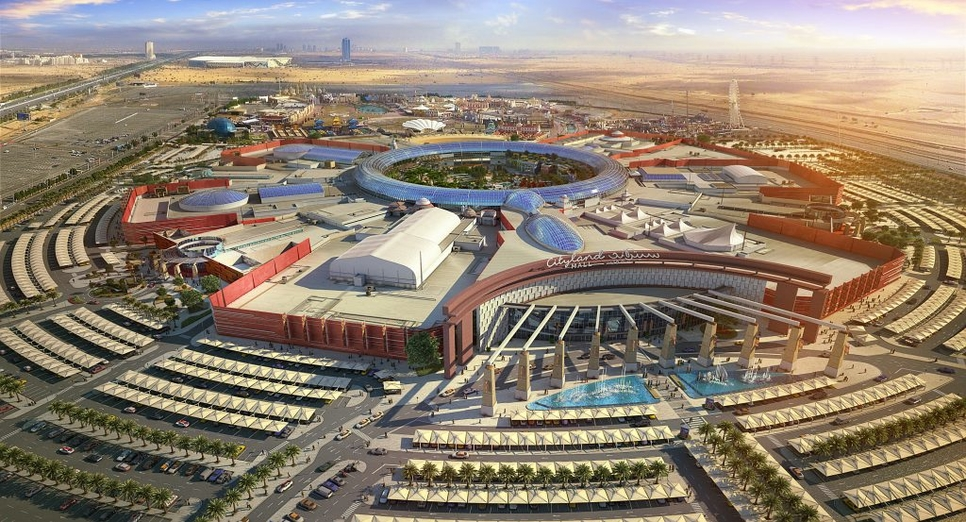 Cityland Mall will have over 350 stores spread across 111,483m2.