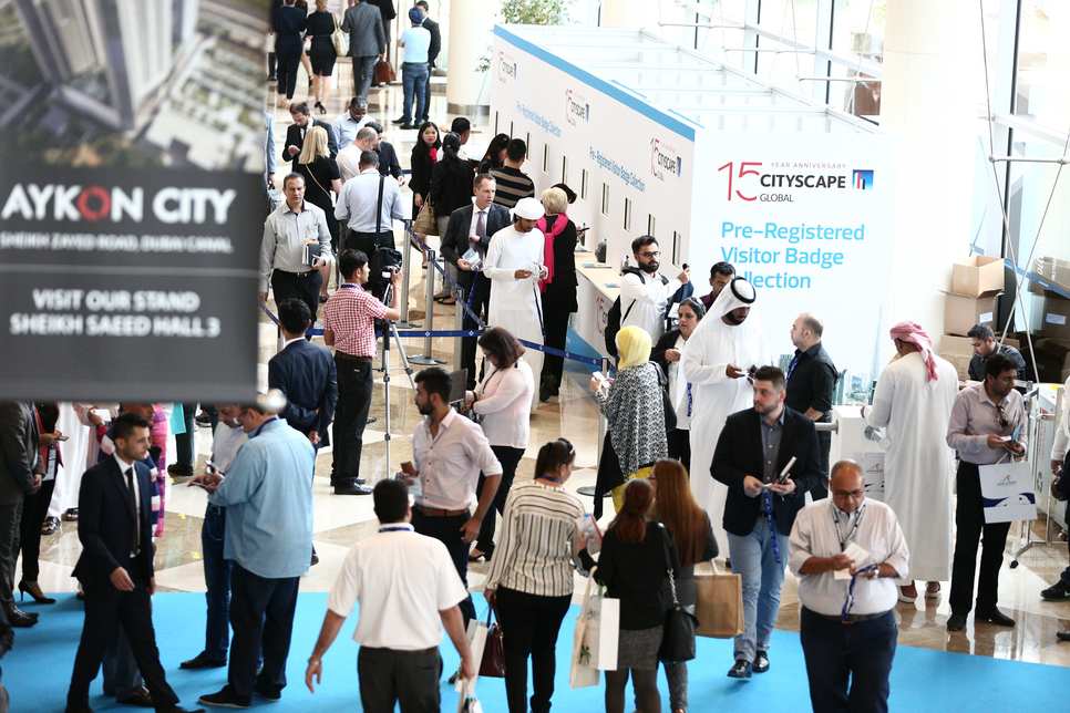 Cityscape Global 2017 opens today in Dubai.