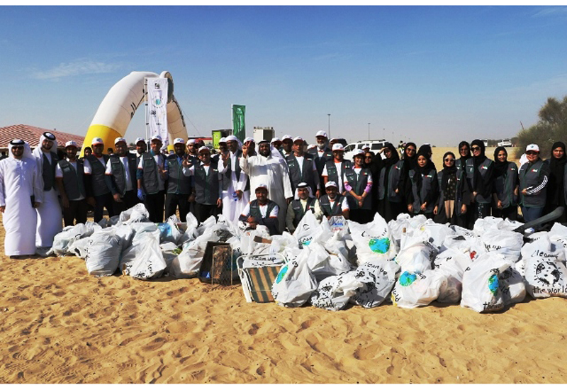DM's Clean up the World Campaign saw a 200% rise in participants compared to last year.