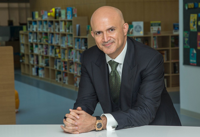 Navin Valrani is the CEO of education and engineering services at Al Shirawi Group.