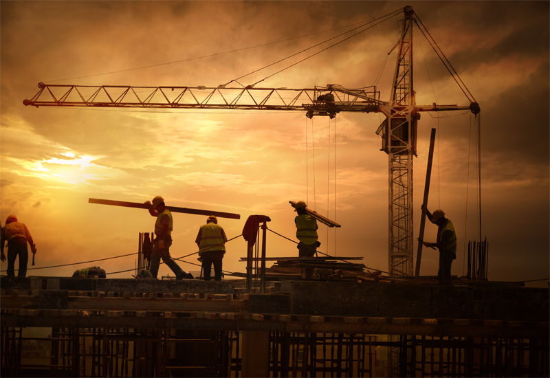 The upcoming months will offer growth opportunities for the Middle East's construction professionals [representational image].