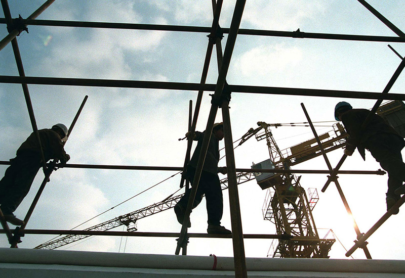 Construction companies need to boost their profile in the market to attract and retain skilled workers [representational image].