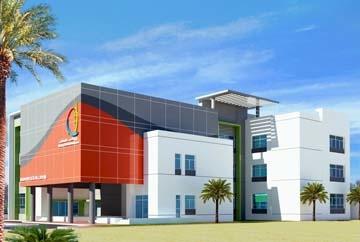 Bahrain Motors Company won the contract to build the social hub.